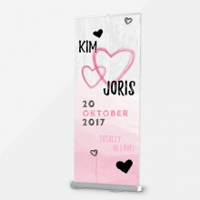Roll up Banner - Love
