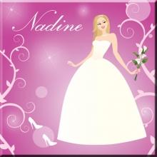 Canvas princess bride
