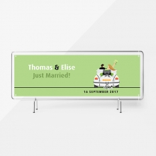 Spandoek - Just Married